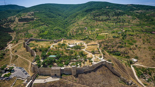 castle flight aerial fortress copter s800 крепость dagestan дагестан aerophoto dji derbent z15 дербент zenmuse