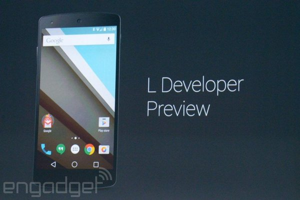 Android L для разработчиков