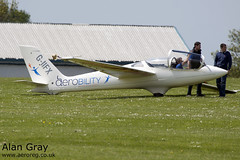G-IIFX MARGANSKI MDM-1 FOX 223 PRIVATE -Sywell-20130601-Alan Gray-IMG_9118
