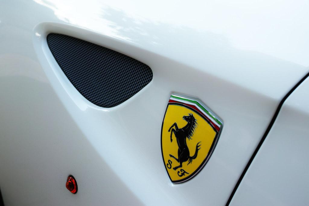 Quattro Shoots Ferrari  FF