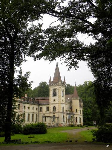 castle stāmeriena