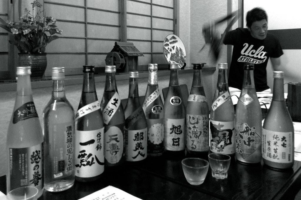 夏の生酒試飲会2014
