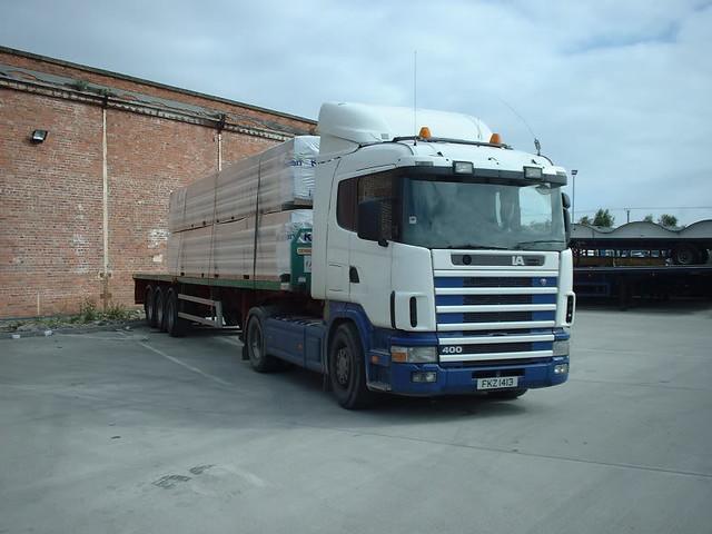 Broadbent Scania