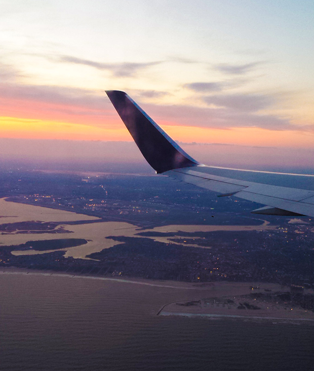 stylelab lifestyle travel blog New York trip Delta Airlines flight
