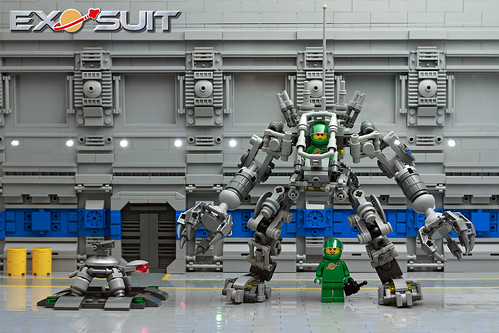 21109 Exo-Suit
