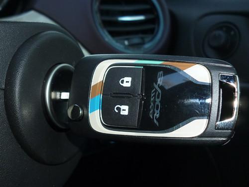 Opel ADAM ROCKS – 100-Prozent-Fahrt