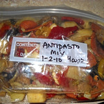 Antipasto freeze