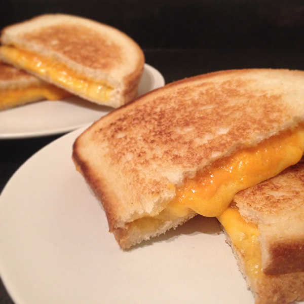 chef grilled cheese