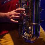 Kunst am Saxophone...