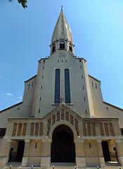 L'église Saint-Léon, Paris, France