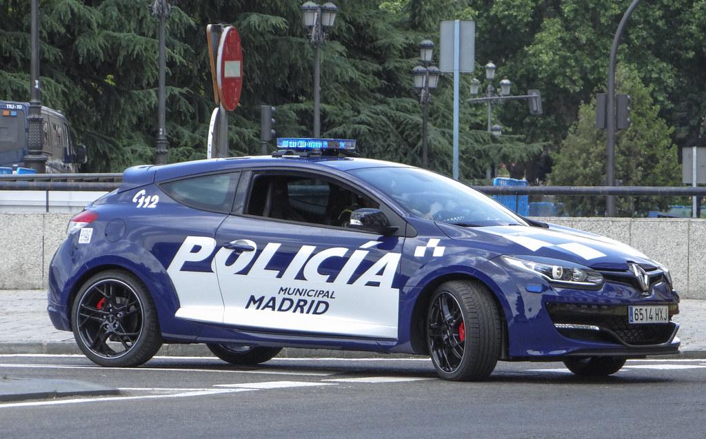 Policía Municipal de Madrid 14451834516_1556f434ce_b