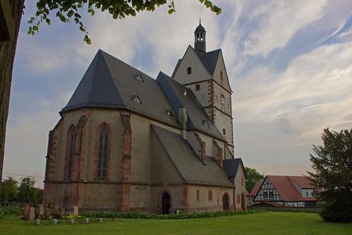Kirche in Ziegelheim