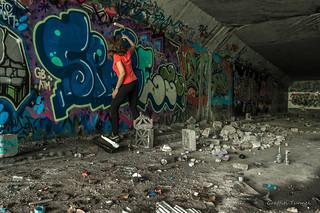 Australian Brisbane Graffiti