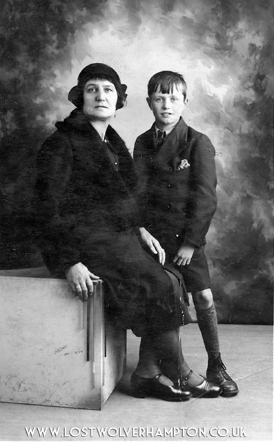 Nan & Horace, early 1930's