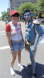 Coney Island Mermaid Parade 2014