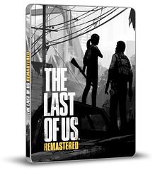 The Last of Us Remastered Steelbook