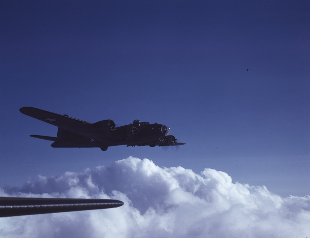 Boeing Flying Fortress