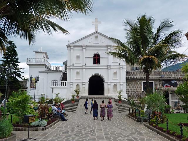Iglesia de San Pedro La Laguna (Guatemala)