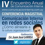 Conferencia Magistral Juan José Larrea