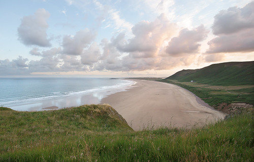 gower rhossili theclassicview