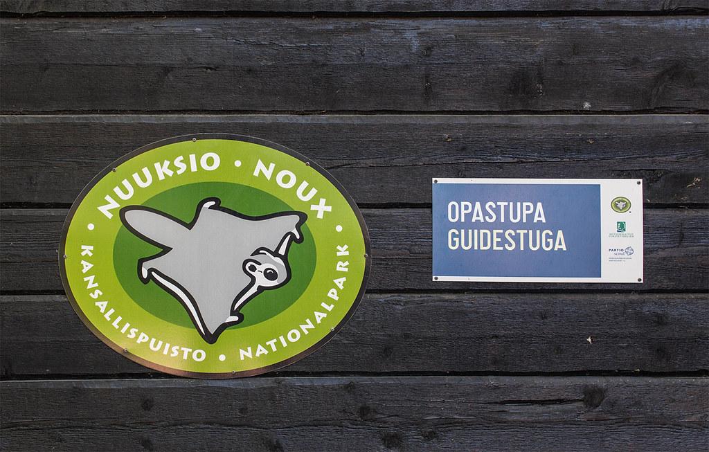 Korpinkierros | Nuuksio, Finland
