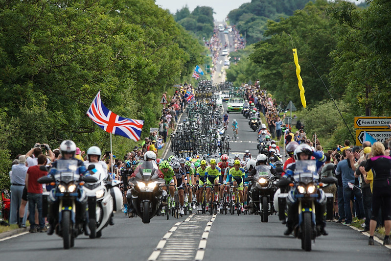 Tour de France 2014 - Stage 2 - York to Sheffield-13