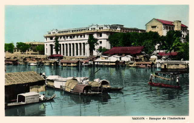 Saïgon - Banque de l'Indochine