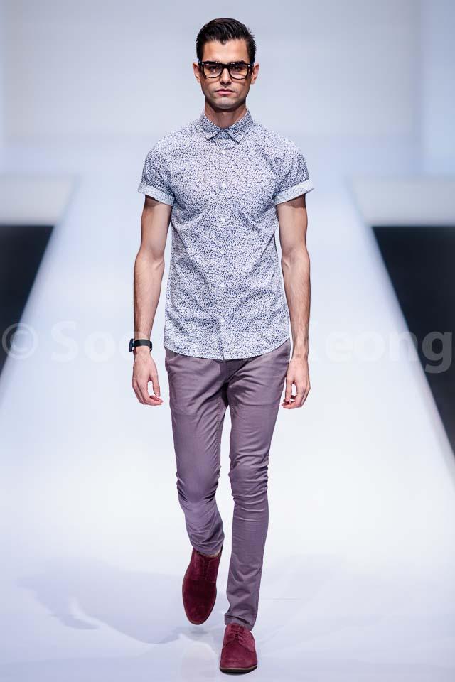 River Island Collection - Kuala Lumpur Fashion Week 2014 (KLFW2014)