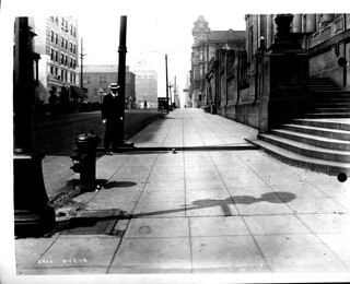 Fourth Avenue looking north from Madison, 1914
