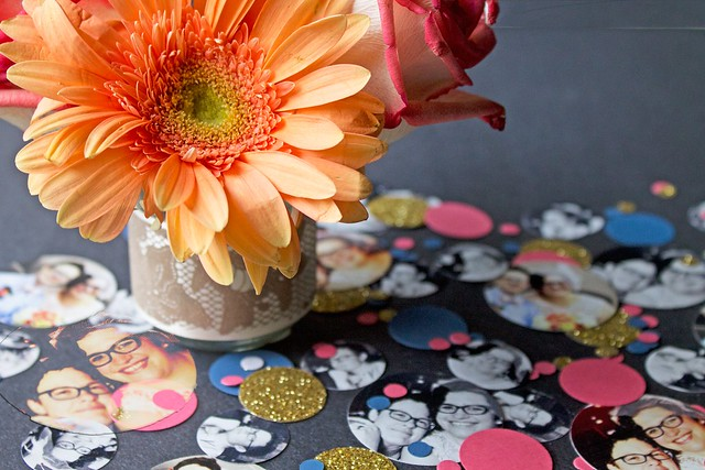 DIY Photo Confetti