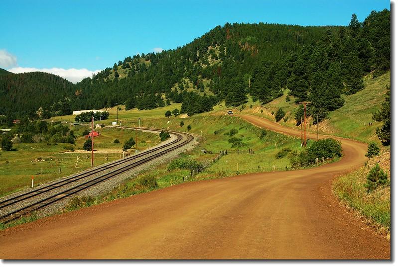E. Portal road (Rollins Pass) 1