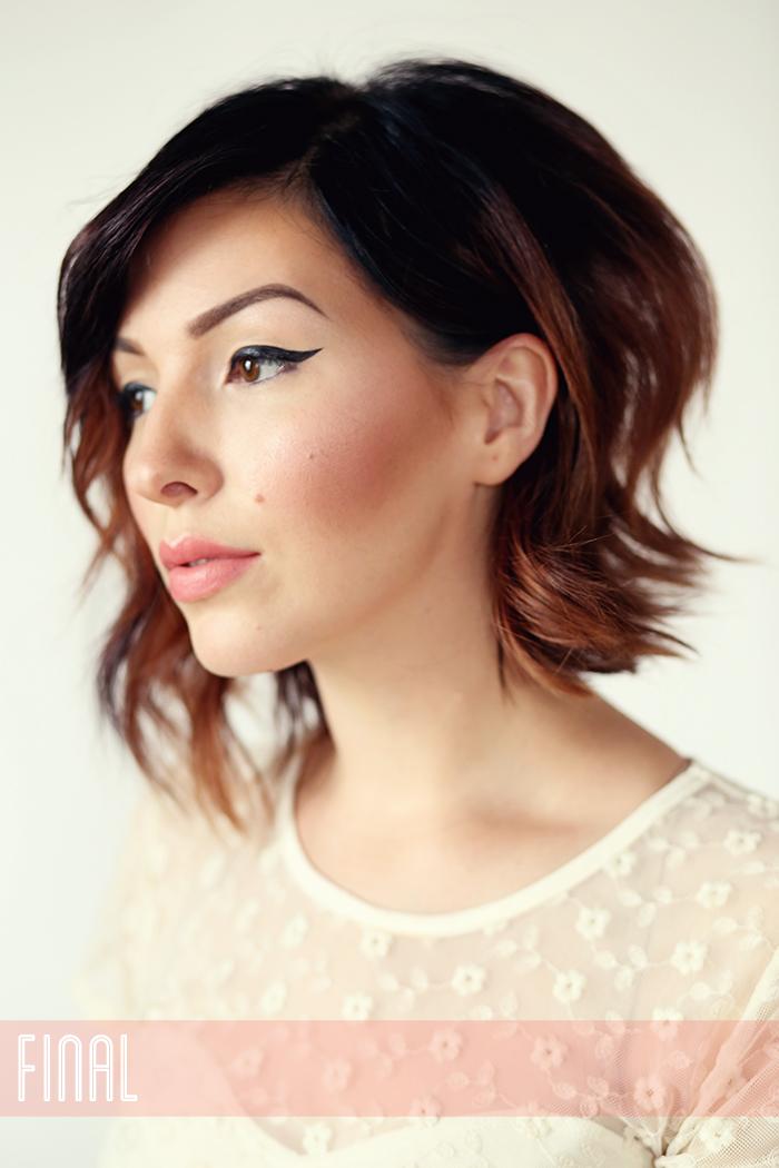 Basic Contour, Blush, and Highlight Tutorial