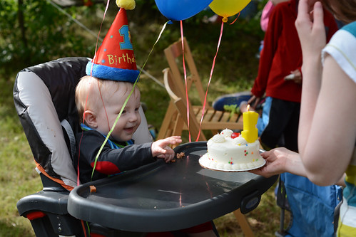Bennett's 1st Birthday