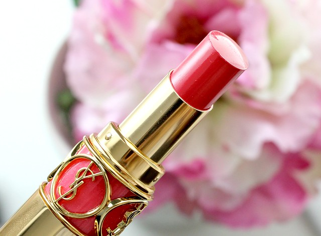 YSL Rouge Volupte Rose Asarine Lipstick Review 3.jpg