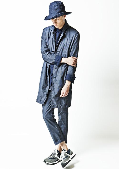SS15 Tokyo KAZUYUKI KUMAGAI023_Adrian Bosch(Fashion Press)