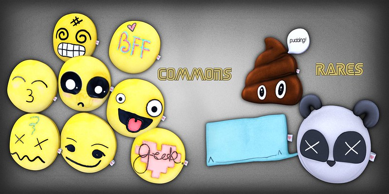 Emoji Plushies Poster 2