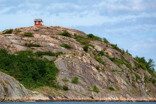 summer sweden lookout sverige bohuslän skärgård västkusten fjällbacka klippor dyngö västragötalandslän lotsutkik pilotlookout dyngön