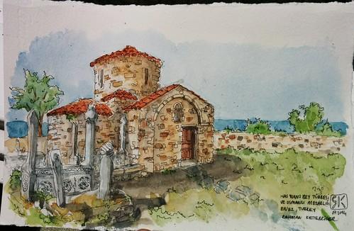 Has Yunus Bey Türbesi ve Osmanlı Mezarlığı, Enez, Turkey