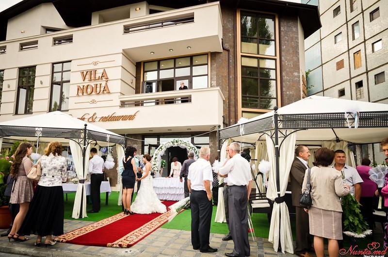 Ресторан Vila Nouă