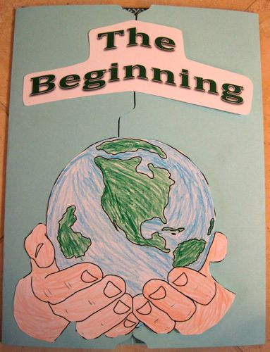 "Cover of ""Origins"" Lapbook"