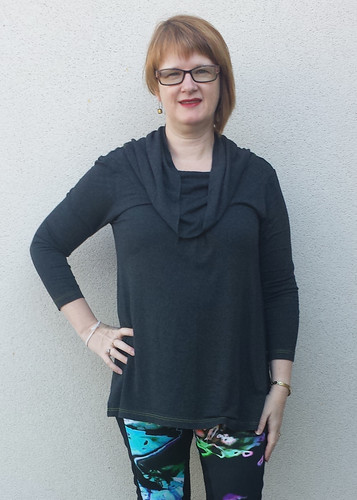 City Girl Tunic by See Kate Sew