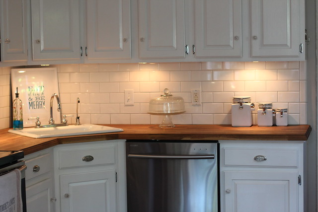 Ikea Butcher Block Counters 2 Years Later What Do We Think Old Town Home