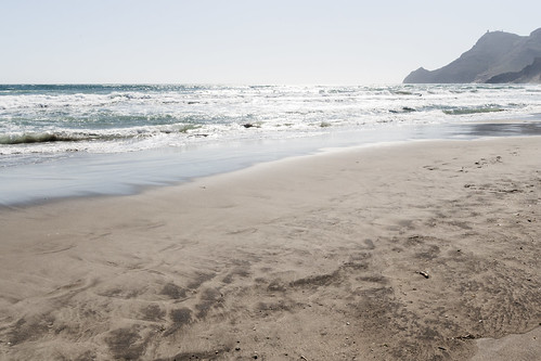 Playa de El Mónsul, San José