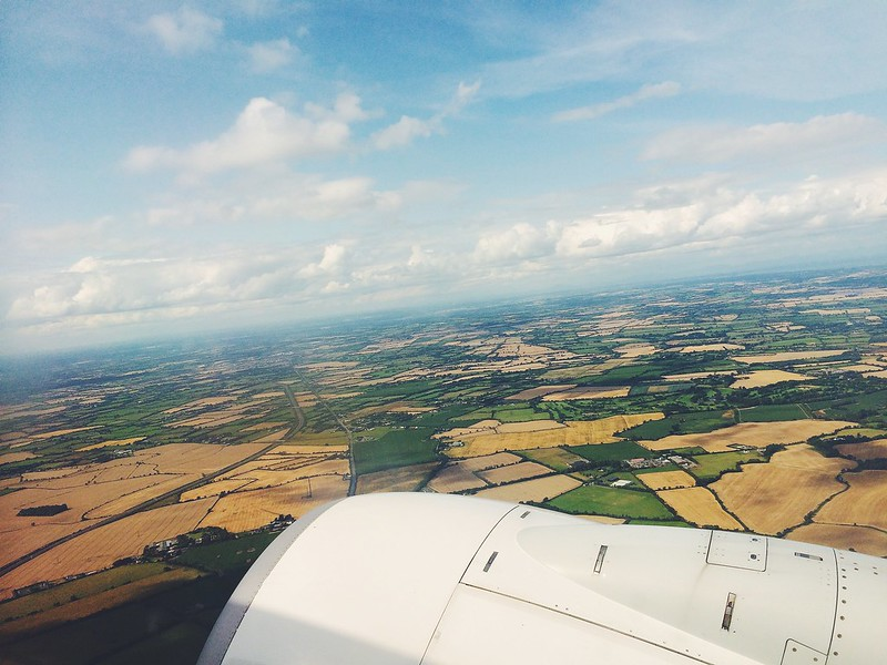 Enroute to London| August 2014