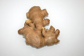 06 - Zutat Ingwer / Ingredient ginger