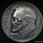 Shaun Hughes Roosevelt skull
