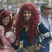 San Diego Comic Con 2014 - Ariel and Merida