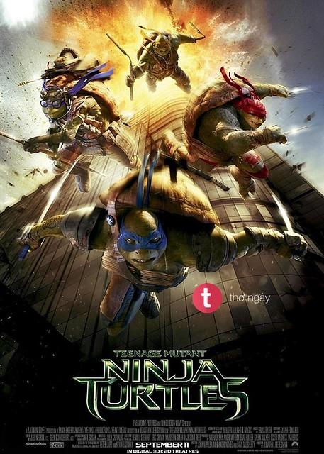 Phim Ninja Rùa - Teenage Mutant Ninja Turtles