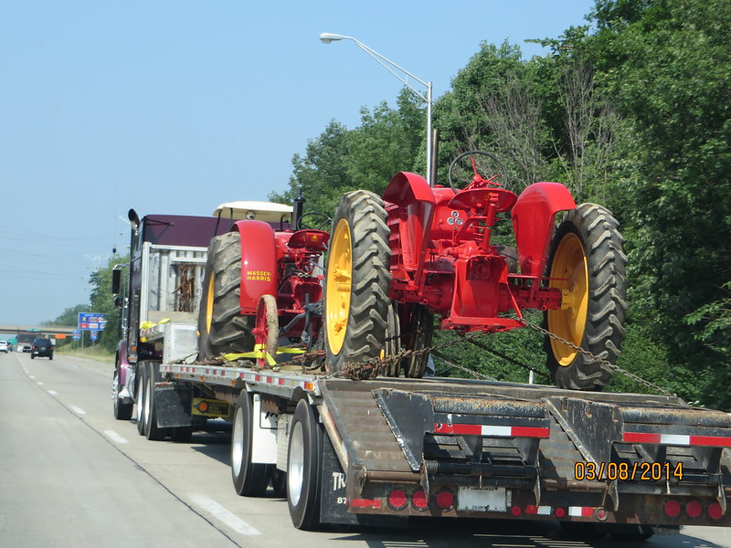 Tractors, Indiana