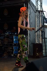 Kitten and the Hip (Rhyl Beach Festival)